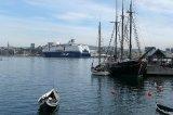 Im Hafen von Oslo